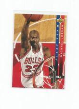 Chicago Bulls Original Basketball Trading Cards 1993-94 Season