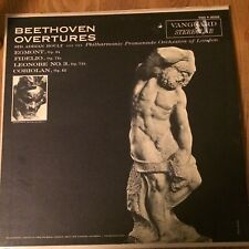 BEETHOVEN OVERTURES: SIR ADRIAN BOULT, THE PHILHARMONIC PROMENADE ORCHESTRA