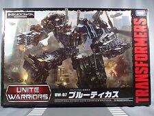 Transformers Takara Unite Warriors UW07 Bruticus MISB