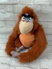 "Vtg 12"" King Louie Orangutan Walt Disney Jungle Book Plush Stuffed Animal"