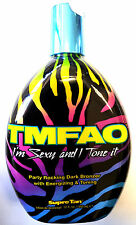 TMFAO Dark Bronzing Tanning Bed Lotion Bronzer By Supre Tan