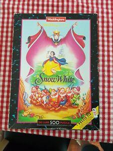 Waddingtons Puzzle Walt Disney Classic Snow White & Seven Dwarfs 500 PZ