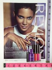 Ad - Magazine Clipping - Halle Berry