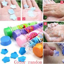 Creative Gifts Flower Soap  Skin Care Petal Bath Shower Confetti Foaming Paper