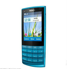 Nokia  X3-02 Touch and Type - blue (Unlocked) Cellular Phone