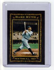Babe Ruth '27 New York Yankees, 60 home run season MC limited edition of 200
