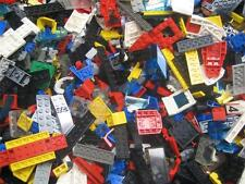 100 LEGO CAR PARTS racecars racing pieces lot city town wheels race trucks