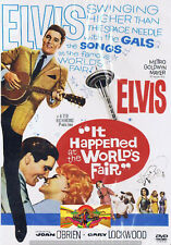 Drama - It Happened At The World's Fair (DVD, 2004) (Bilingual) Elvis Presley
