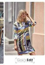 Gok Wan Edit for TU Sainsbury's Ladies Dress/tunic Size 14 Multicoloured