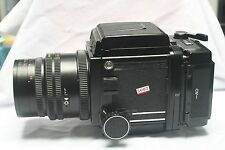 Mamiya RB67 Pro SD with 90mm Len Kit Medium Format SLR Film Camera  len,s hood