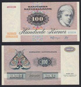 Danimarca 100 kroner 1972 SPL+/XF+  B-01