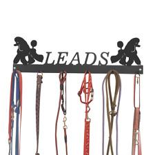 Poodle Dog Metal Tidy Lead Hooks