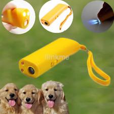 Ultrasonic Dog Barking Control Bark Device Outdoor Training Repeller US