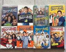 Scrubs TV Series Complete Seasons 1-8 DVD