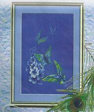 Cross Stitch Kit Papillons Art. 197