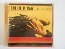 CHERIF M'BAW : DEMAIN || CD ALBUM | PORT 0€