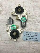 07-2011 MERCEDES ML63 W164 LEFT FRONT & REAR POWER WINDOW MOTOR OEM
