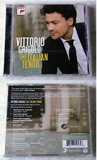Vittorio Grigolo-The Italian Tono. 2010 Sony CD Top