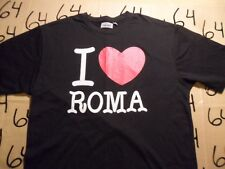 Runs Small For A 2XL- NWOT I Love Roma T- Shirt