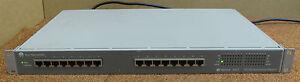 Bay Networks BayStack 350T 16-Port 10/100Mbps Autosense Switch, P116550-ARF