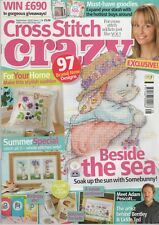 Cross Stitch Crazy Magazine Issue 128 somebunny, Victorian Ladies, Birthday ABC