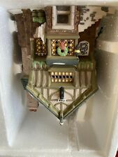Dept. 56 Dickens' Village The Pied Bull Inn 1993 Heritage Collection in Box.