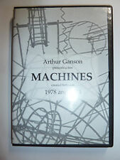 Arthur Ganson Presents a Few Machines Created Between 1978 & 2004 DVD sculpture