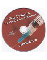 Silent Epidemic:The Untold Story of Vaccines DVD