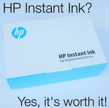 GET 4 MONTHS FREE HP INSTANT INK 100% WORKING OR MONEY BACK WORTH UP TO £31. 96