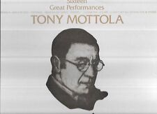Tony Mottola, guitarist - 16 Sixteen Great Performances - LP + CD-R backup