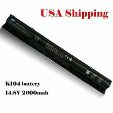 KI04 Battery fit HP Pavilion 14-ab000 15-ab000 17-g000 series 800049-001 N2L84AA