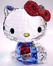 HELLO KITTY RED BOW SANRIO CHARACTER 2016  SWAROVSKI CRYSTAL #5135946