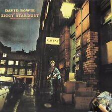 DAVID BOWIE CD - THE RISE & FALL OF ZIGGY STARDUST [REMASTERED](2015) - NEW