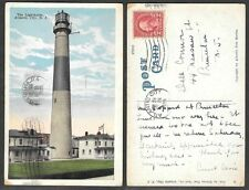 1925 Postcard - Atlantic City, New Jersey - The Lighthouse
