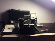 Polaroid Land 250 Camera acc. & case Mint instant