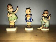Lot of 3 Goebel Hummel Figurines