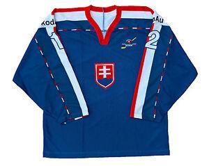 Team Slovakia Hockey Jersey - Bondra