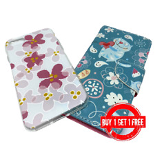 Funda Cartera de Cuero + TPU Lindo Diseño para iPhone 7/8/SE (compra uno obtener ONE Gratis)