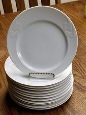 "1-12 Rosenthal ASYMMETRIA Salad Plate (s) 8 1/2"" Porcelain Germany"
