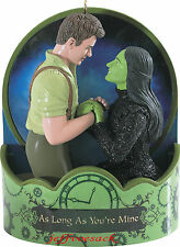 "Carlton Cards Wicked ""As long as your Mine""  Musical  2014 Ornament"