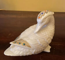 Lenox China Jewels Collection Duck - Made In Usa - Issued 1992