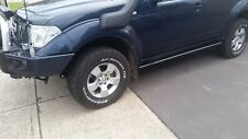 NISSAN PATHFINDER R51 ROCK SLIDERS