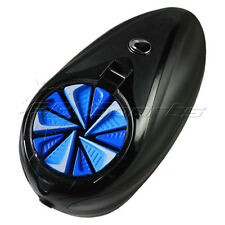 Exalt Rotor Fastfeed Blue 3 color Paintball Fast Speed Feed Hopper Loader NEW