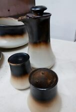 Mancioli sale / pepe / oliera  porcellana serie TUSCIA