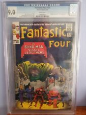 Fantastic Four #39 CGC 9.0 Stan Lee and Jack Kirby DAREDEVIL