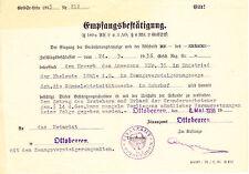 Historische Dokumente Zwangsversteigerung Finanzamt Ottobeuren 1936