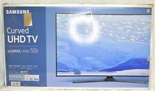 "Samsung 55"" 4K UHD 2160p Curved Smart LED TV 120Hz w/ 3 HDMI UN55KU650D NOB"
