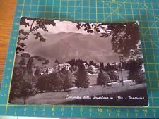 148890 CANTONIERA DELLA PRESOLANA BELLA CARTOLINA