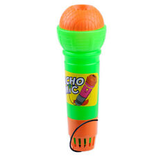 Mikrophone Mikrofon Kinder Spielzeug Musical Echo Geräusche Echomikrofon Toy Neu