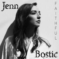 JENN BOSTIC Faithful 2015 UK 14-track digipak CD NEW/SEALED